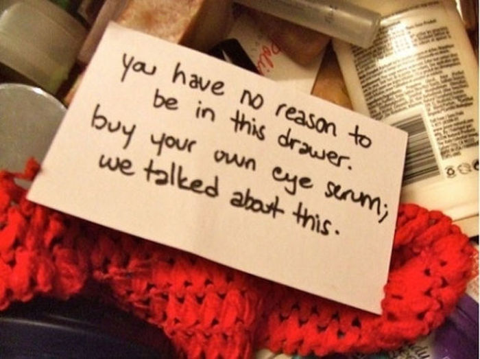 These People Nailed It With These Passive Aggressive Notes