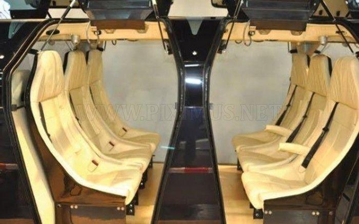 Super Bus for Dubai
