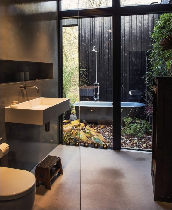 cool bathrooms that you wish you could use - Cool Bathrooms