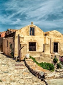 Monemvasia Is A Hidden Town In Greece