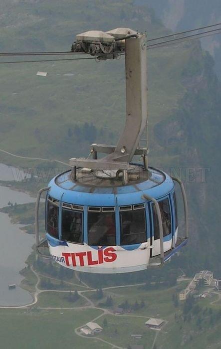 Aerial Cableway