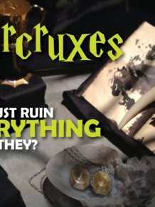 Why Horcruxes From Harry Potter Ruin Everything