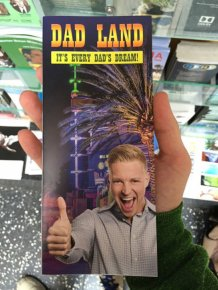 Take A Vacation At Dad Land