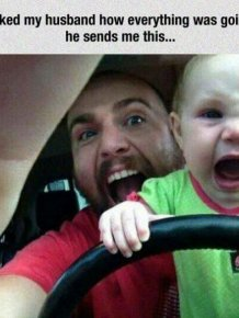 These Dads Have Parenting Down To A Science