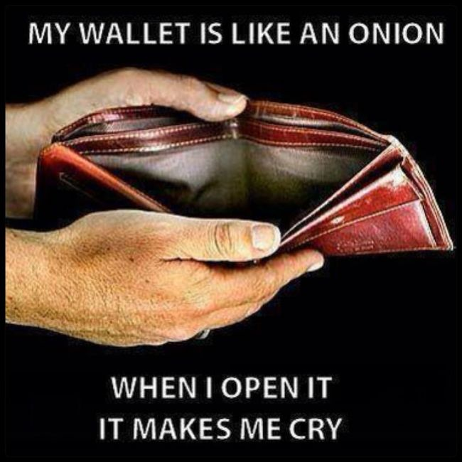 What It Really Means To Be Broke