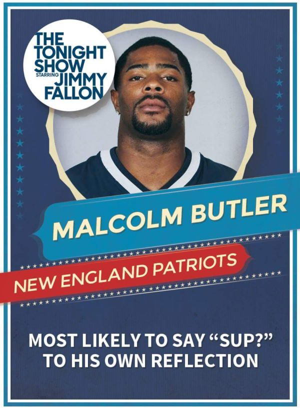 Jimmy Fallon Nailed The Descriptions Of These Super Bowl Players