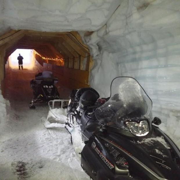 Go Inside Of Iceland's Second Largest Glacier
