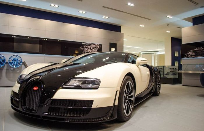 Supercars In Qatar