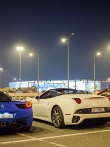 Supercars In Qatar