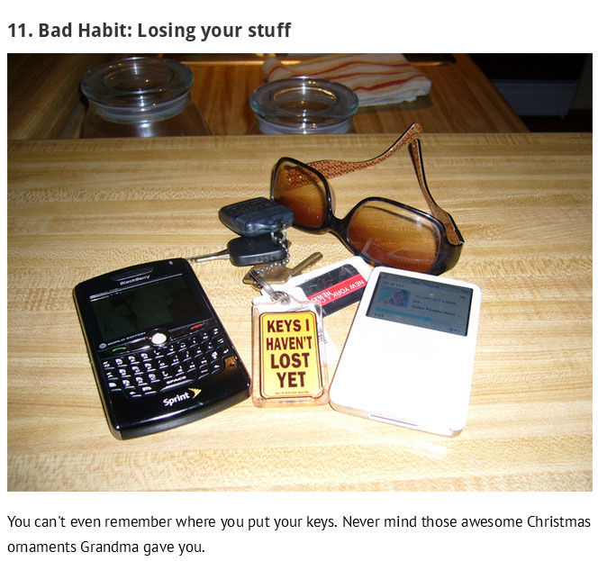 17 Bad Habits Your Smartphone Can Help You Kick