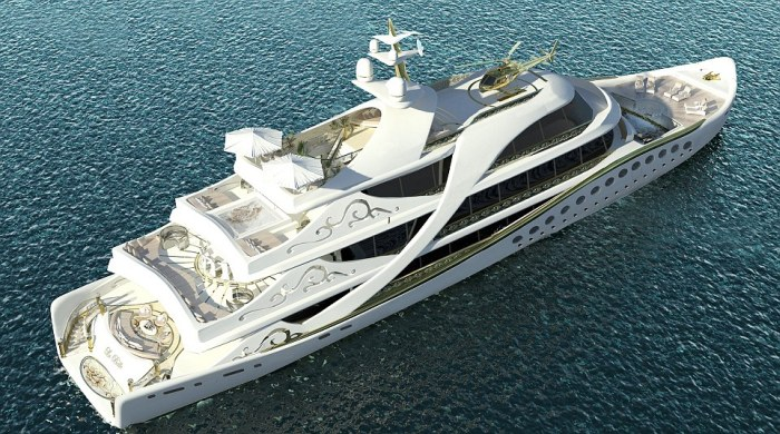 The World's First Luxury Yacht Designed For Women