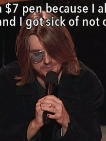 Mitch Hedberg Was Full Of So Much Wisdom