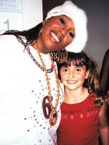 The Little Girl From The Missy Elliott Videos Back In The Day And Today