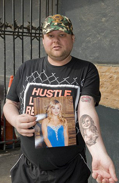 Fans That Got Tattoos Of Their Favorite Celebrities
