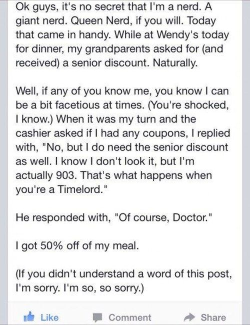 Hilarious Facebook Posts That Are Definitely Worth Reading