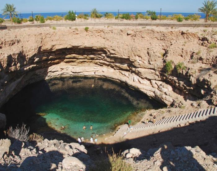 A Look Inside The World's Most Destructive Sinkholes