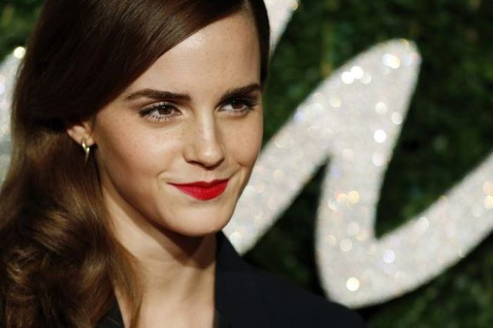 Emma Watson And Kristen Stewart Mixed Together Is Stunning