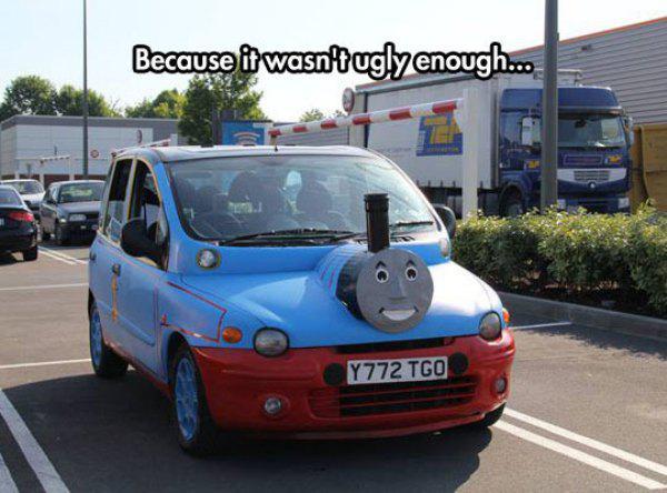 Crazy cars, part 3