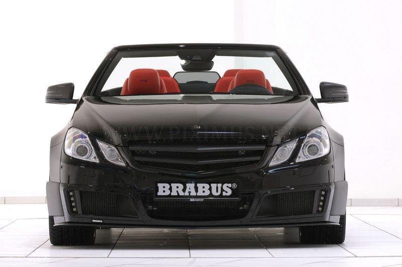 Mercedes-Benz E-Class Cabrio by Brabus