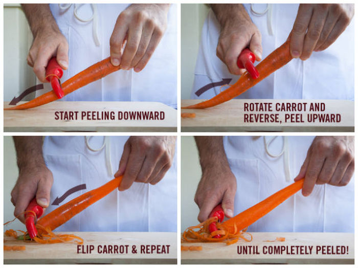The Proper Way To Chop Your Favorite Foods
