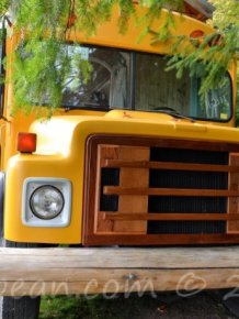 Take A Tour Of This House Bus