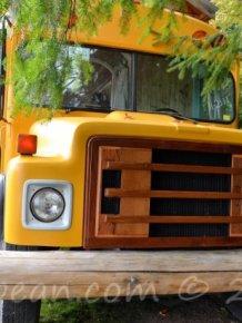Take A Tour Of This House Bus