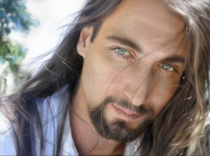 Gorgeous Digital Peoples Portraits