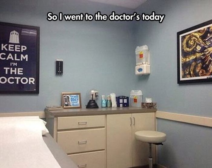 These Doctors Have Prescribed A Heavy Dose Of Laughter
