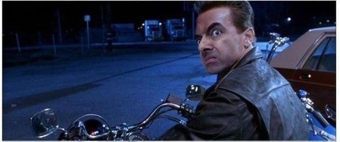 Rowan Atkinson Should Have Been The Terminator Instead Of Arnold Schwarzenegger