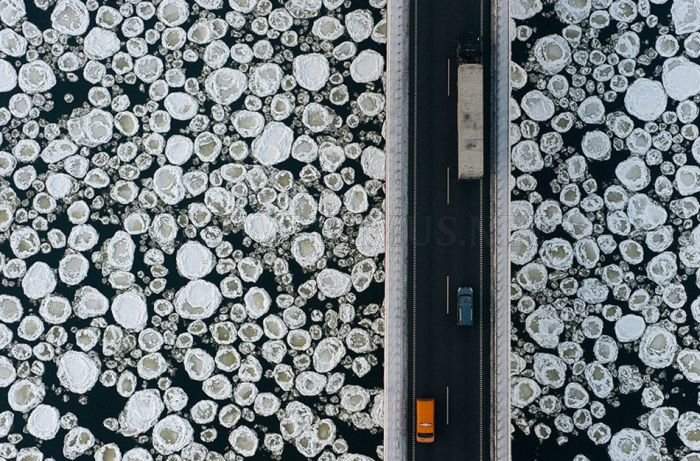 Winter from Above
