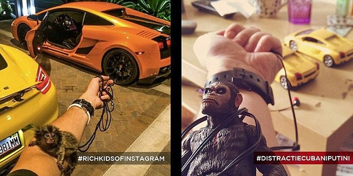 These Are The Not So Rich Kids Of Instagram