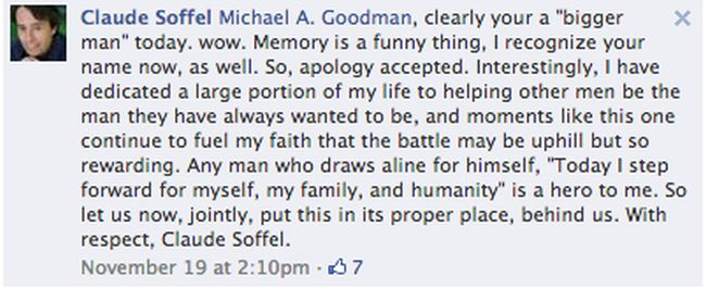 This Guy Apologized For A 30 Year Old Crime On Facebook
