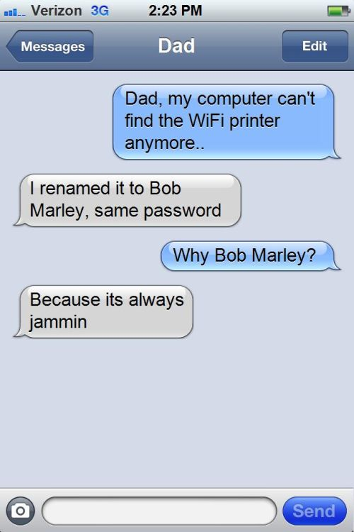 These Dad Jokes Are Legendary