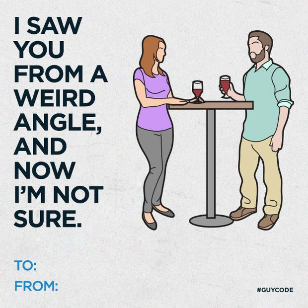 If dating were honest