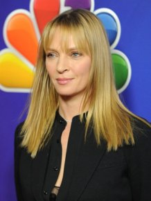 Uma Thurman Doesn't Look Like Herself Anymore