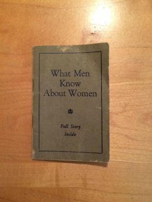 An Honest Guide To What Men Know About Women