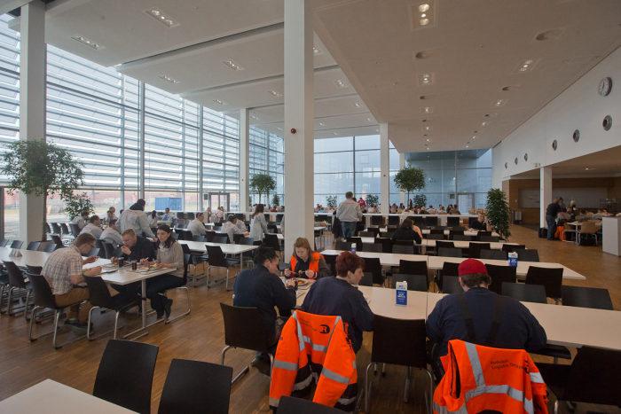 A Look Inside The Porsche Factory In Leipzig