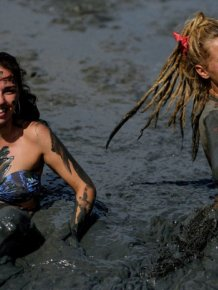 Bloco da Lama Is Brazil's Mud Party
