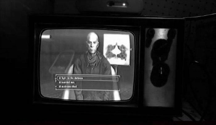 What Modern Video Games Look Like On Vintage TVs