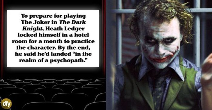 These Actors Went To Extreme Lengths To Prepare For These Roles