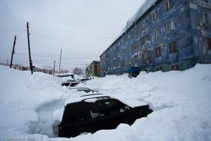 What Winter Looks Like In Russia