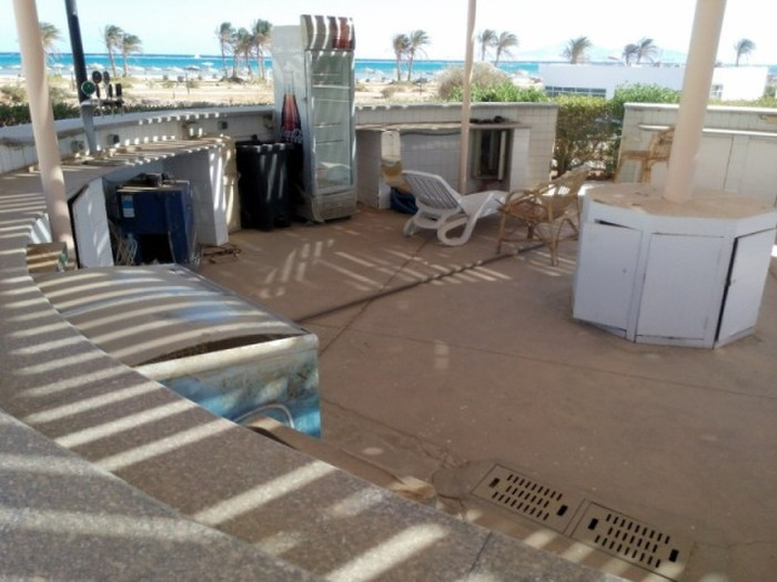Exploring Egypt's Abandoned 5 Star Hotel