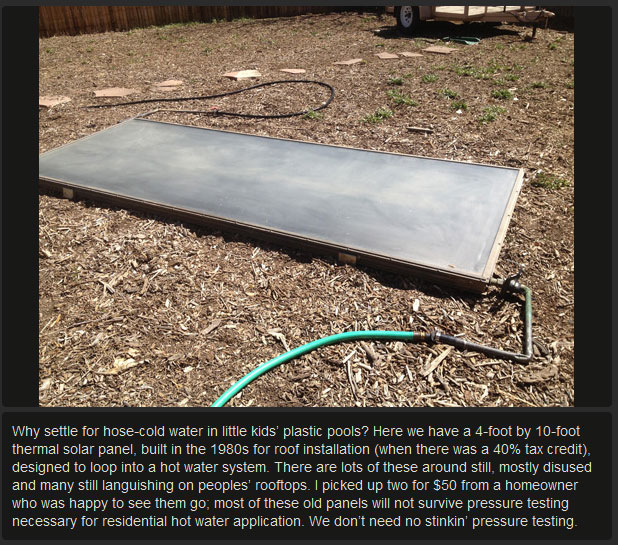 How To Heat A Hot Tub With Solar Power