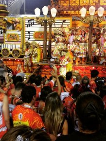 The Best Instagram Photos From Carnival In Rio
