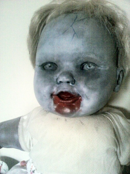 This Artist Turned Ordinary Dolls Into Nightmare Fuel