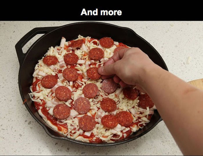 The Step By Step Guide To Making The Perfect Pizza