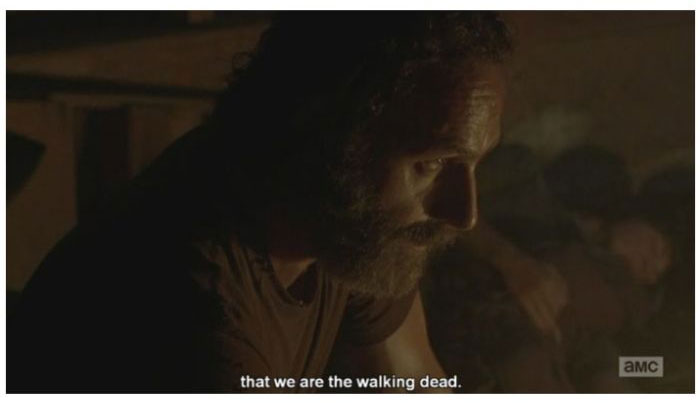 6 Of The Most Ridiculous Moments From Sunday's 'The Walking Dead'