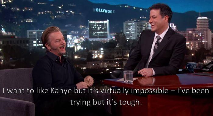 David Spade Tells The World Why He Doesn't Like Kanye West