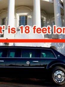 US President's Car