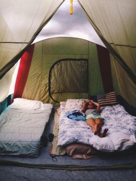 Camping Photos